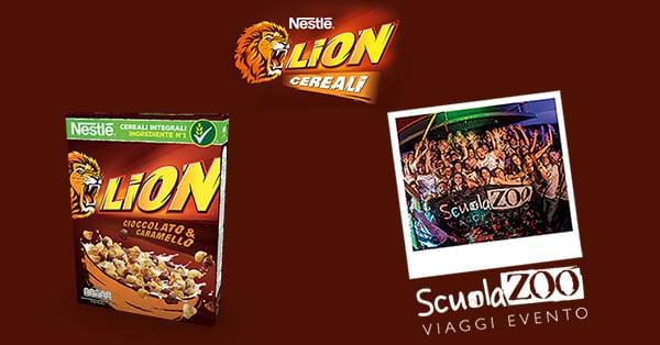 Concorso Cereali Lion ScuolaZoo