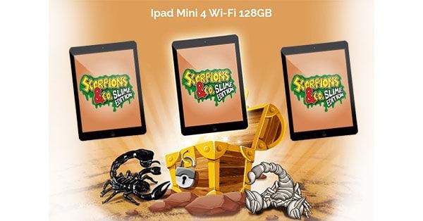 Concorso De Agostini Vinci iPad mini 4