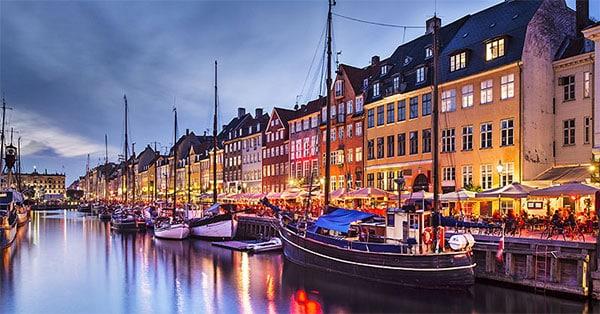 Concorso di Natale 2017 Vinci un viaggio a Copenaghen
