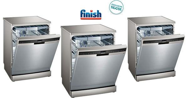 Concorso Finish ti regala una lavastoviglie Siemens