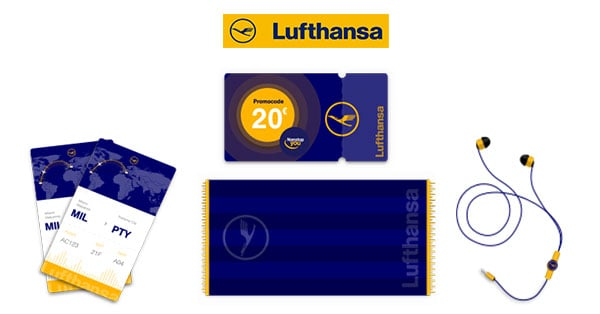 Concorso Lufthansa Play the world 2
