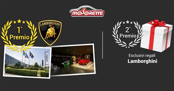 Concorso Majorette Lamborghini