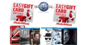 Concorso Natale con Universal Pictures - Cofanetti