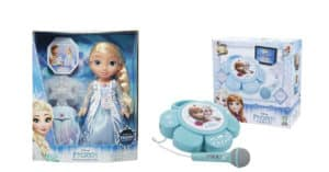 Concorso Radio Italia Vinci gratis Canta Tu o bambola di Frozen