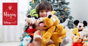 Concorso Radio Italia Vinci gratis un regalo di Natale Disney Store