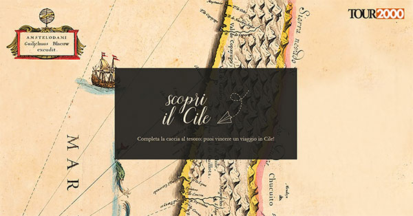 Concorso Scopri il Cile