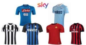 concorso Sky Il calcio che ami