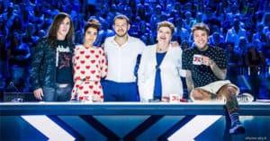 Concorso Sky La finale di X Factor 2017 dal vivo