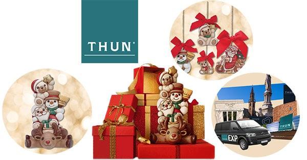 Concorso Thun Il totem dei regali