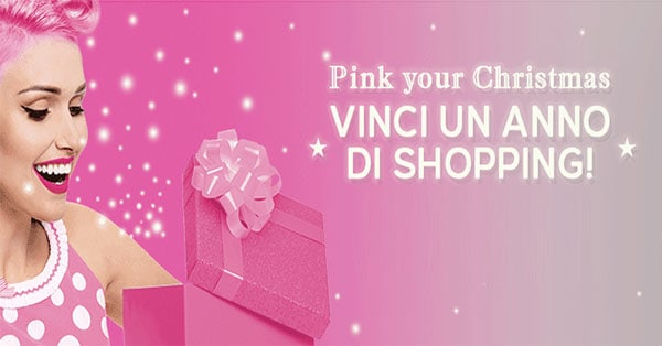 Concorso Vente-Privee Pink your Christmas