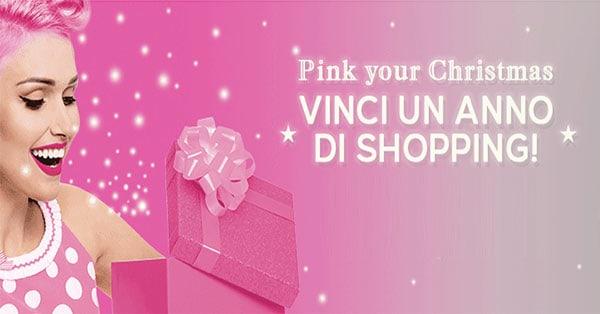 Concorso Vente-Privee Pink your Christmas