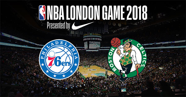 Concorso Vinci con Radio Italia l'NBA Global Game London 2018