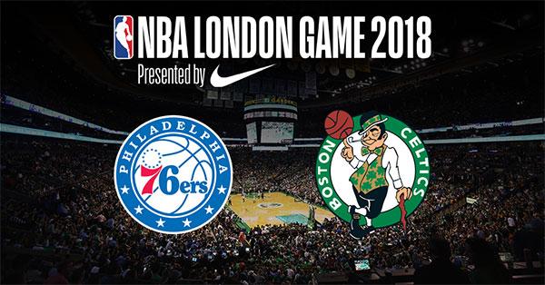 Concorso Vinci con Radio Italia l'NBA Global Game London 2018