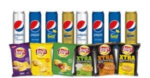 Concorso Vinci la fornitura di prodotti Pepsi e Lay's per il 2018