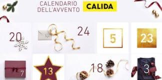 Calendario dell'Avvento Calida
