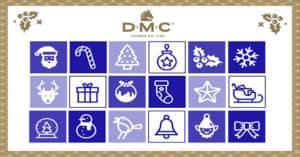 Calendario dell'Avvento DMC