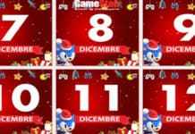 Calendario dell'Avvento Game Stop