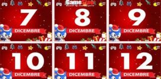 Calendario dell'Avvento Game Stop