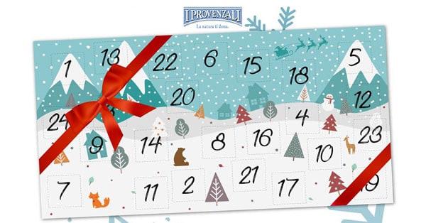 Calendario dell'Avvento I Provenzali