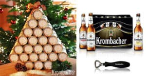 Calendario dell'Avvento Krombacher