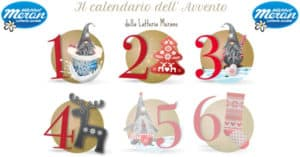Calendario dell'Avvento Latteria Merano