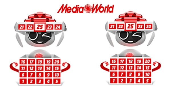 Calendario dell'Avvento MediaWorld