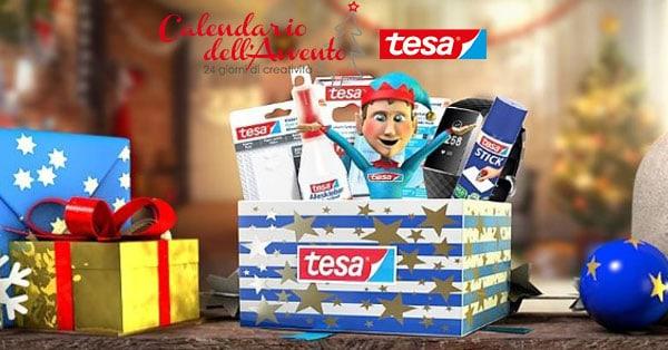 Calendario dell'Avvento TESA