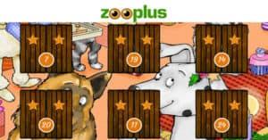 Calendario dell'Avvento Zooplus