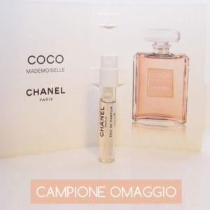 Campioni omaggio Coco Mademoiselle