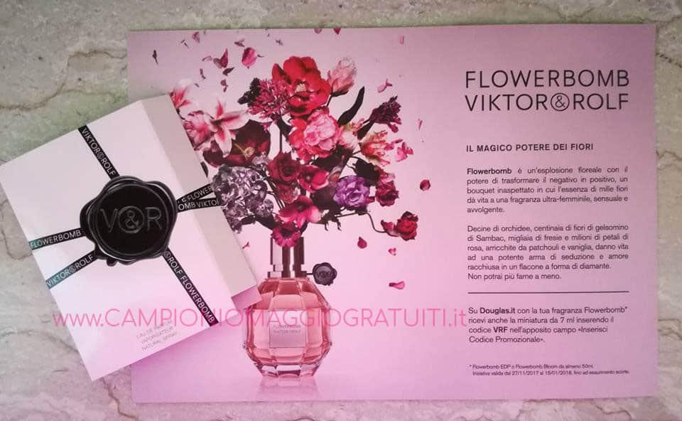profumo Flowerbomb