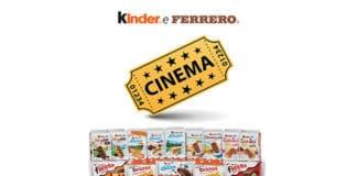 Concorso Con le merendine Kinder e Ferrero vola al cinema