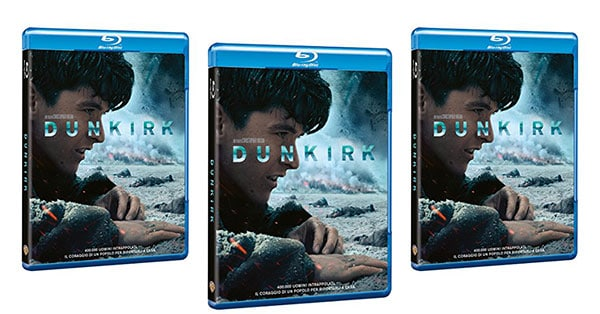 Concorso Il Sole 24 Ore Vinci gratis Blu Ray Disc del film Dunkirk