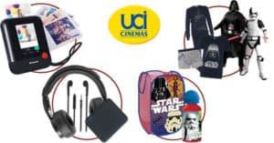 Concorso Vinci con UCI Cinemas e Star Wars - Gli ultimi Jedi