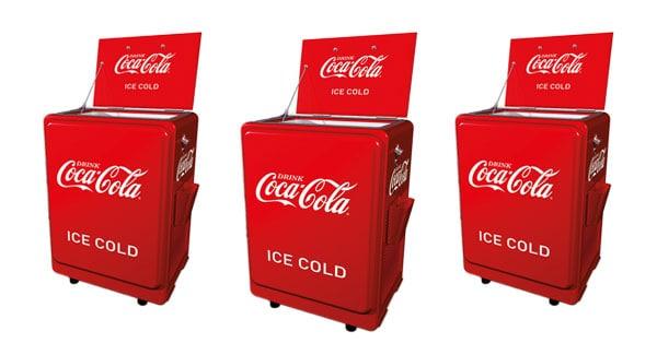 Concorso Vinci una ghiacciaia Coca-Cola da regalare a chi vuoi tu