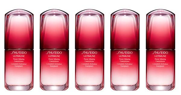 Minitaglia Shiseido Ultimune