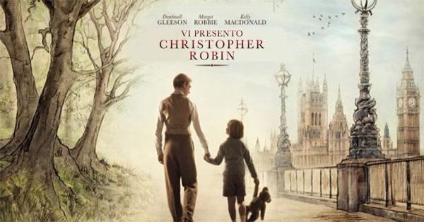 biglietti cinema omaggio per il film Vi presento Christopher Robin
