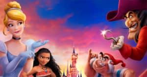Vinci gratis kit di gadget Disneyland Paris