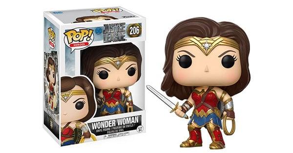Concorso EMP Vinci Funko Pop di Wonder Woman