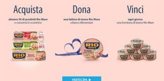 Concorso Rio Mare UnTonnoPerTutti terza edizione