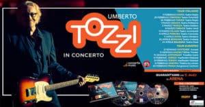 Concorso RTL 102.5 Vinci gratis Umberto Tozzi In Concerto
