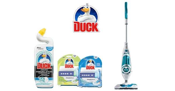 Concorso Vinci Imetec con Duck