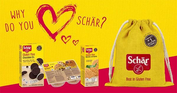 Concorso Why do you love Schär