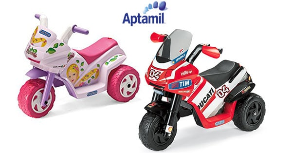 Aptamil Mettiti in moto
