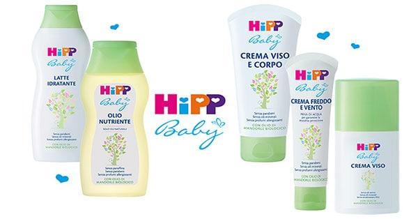 kit di prodotti HiPP Baby
