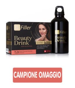 Campione omaggio Be Filler Beauty Drink