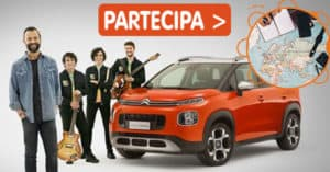 Concorso C3 Aircross Message Delivery