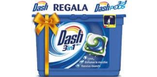 Concorso Dash Regala Dash Pods 3 in 1