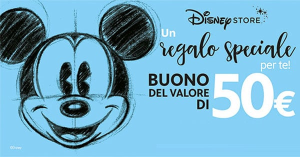 Concorso Radio Italia Vinci gratis buono Disney Store