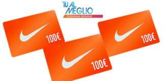 Concorso Vitasnella Tu al meglio Vinci gratis Gift Card Nike