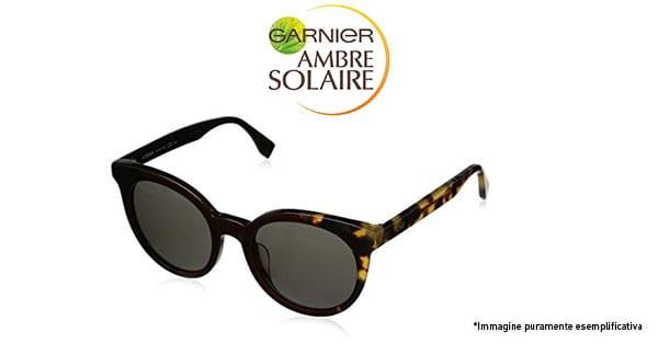 Ambre Solaire ti regala un paio di occhiali da sole